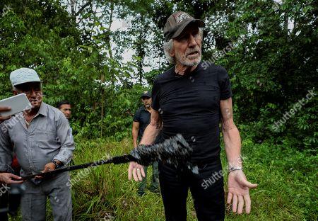 Roger Waters visit to Ecuador