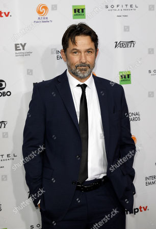 Billy Campbell arrives for the 46th International Emmy Awards Gala at the New York Hilton hotel in New York, New York, USA, 19 November 2018.