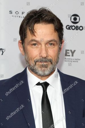 Stock Image of Billy Campbell