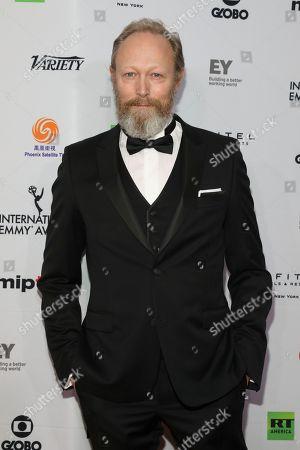 Editorial image of 2018 International Emmy Awards, New York, USA - 19 Nov 2018