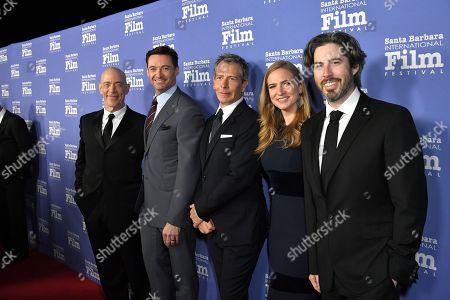 Editorial photo of Santa Barbara Film Festival Honors Hugh Jackman, Arrivals, USA - 19 Nov 2018