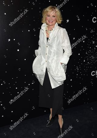 Christine Ebersole attends the Museum of Modern Art Film Benefit tribute to Martin Scorsese, presented by Chanel,, in New York