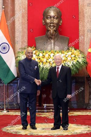 Indian President Ram Nath Kovind visit to Vietnam