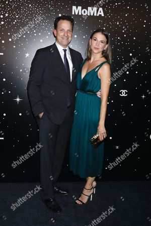Stock Picture of Ted Griffin, Sutton Foster