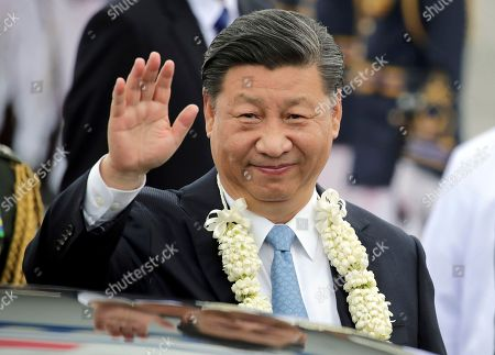 Chinese President Xi Jinping visit to the Philippines