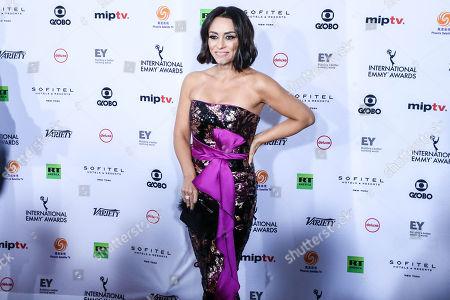 Stock Photo of Brazilian actress Suzana Pires