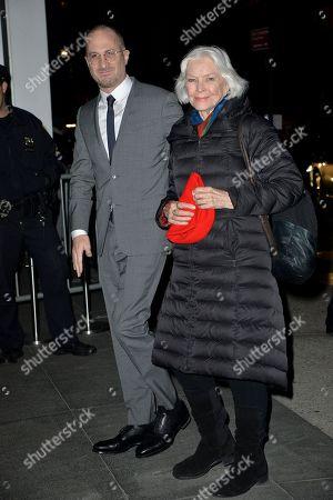 Darren Aronofsky, Ellen Burstyn