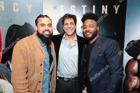 Director Steven Caple Jr., Jonathan Glickman - President, Motion Picture Group, Metro Goldwyn Mayer and Writer/Producer Ryan Coogler