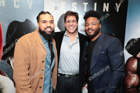 Director Steven Caple Jr., Jonathan Glickman - President, Motion Picture Group, Metro Goldwyn Mayer and Writer/Producer Ryan Coogler