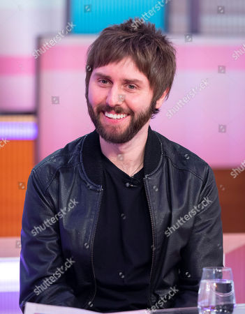 Stock Picture of James Buckley