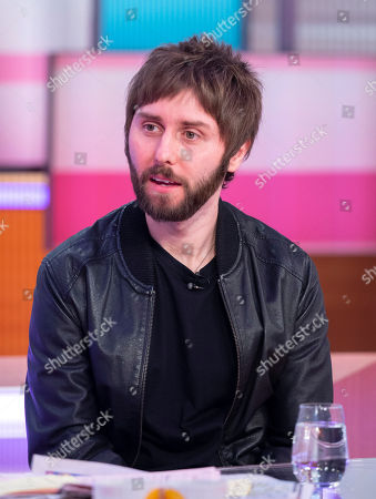 Stock Photo of James Buckley