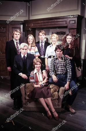 'Another Bouquet'  TV - 1977 - Eric Carte, Deborah Grant, Simon Chandler, Carol Drinkwater, Elizabeth Romilly, Frank Finlay, Sheila Allen, James Aubrey.