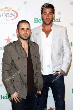 Editorial photo of Heineken Hosted USTA US Open Official Player Party at Skyline Studios, New York, America - 28 Aug 2009