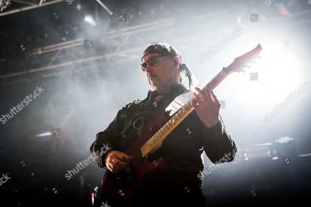Stock Photo of Saxon - Paul Quinn