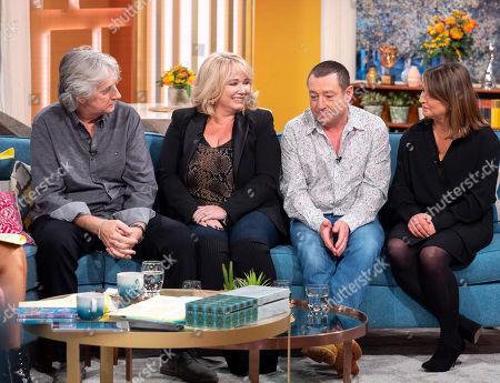 Editorial image of 'This Morning' TV show, London, UK - 20 Nov 2018