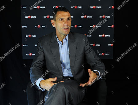Stock Photo of Gus Poyet