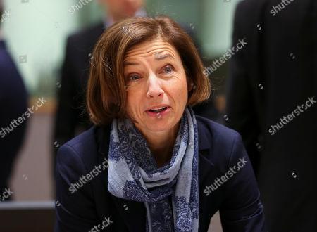 EU Foreign Affairs Council meeting, Brussels