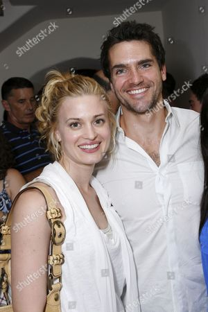 Editorial image of 'Drop Dead Diva' All Star Cast Reception, Los Angeles, America - 30 Aug 2009