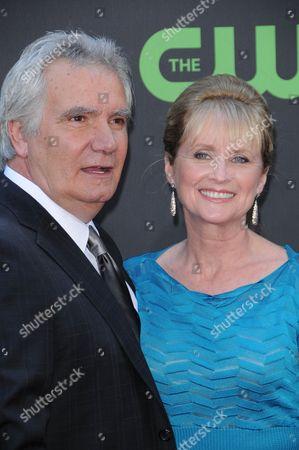 John McCook and Laurette Spang-McCook