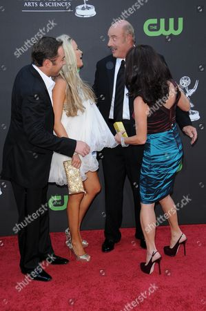 Jay McGraw, Erica Dahm, Phil McGraw, Robin McGraw