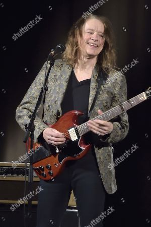 Stock Photo of Robben Ford