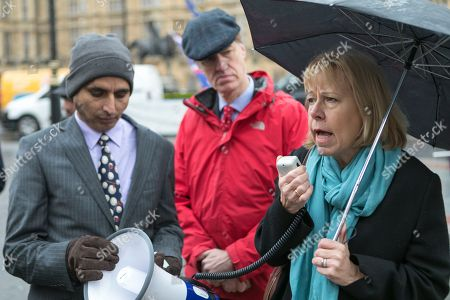 Stephen Timms MP, Labour (C) Ruth Cadbury MP, Labour (R)