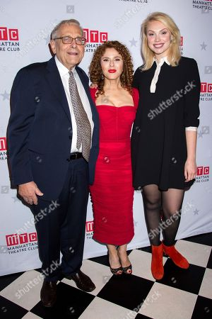 Stock Picture of Richard Maltby, Jr., Bernadette Peters, Charlotte Maltby