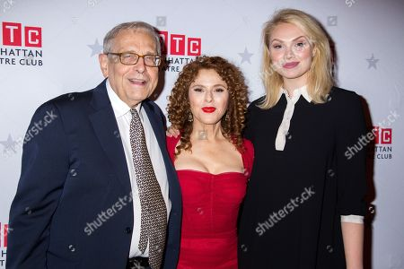 Stock Image of Richard Maltby, Jr., Bernadette Peters, Charlotte Maltby