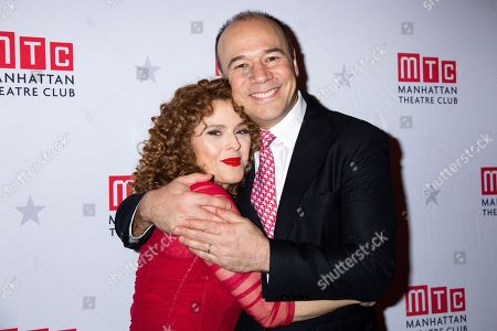 Bernadette Peters, Danny Burstein