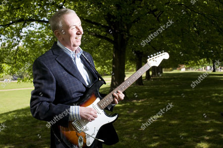 Editorial image of Al Stewart in Hyde Park, London, Britain - 25 Aug 2009