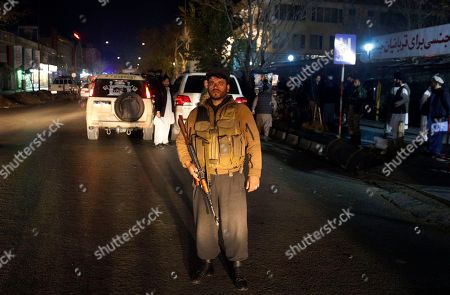 Suicide bomb attack, Kabul