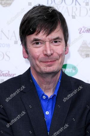 Stock Picture of Ian Rankin