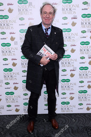 Editorial picture of The National Book Awards, London, UK - 20 Nov 2018
