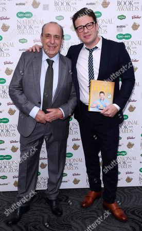 Gennaro Contaldo and Jamie Oliver