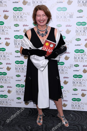 Editorial image of The National Book Awards, London, UK - 20 Nov 2018