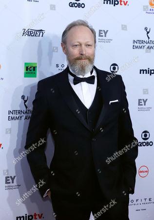 Stock Picture of Lars Mikkelsen