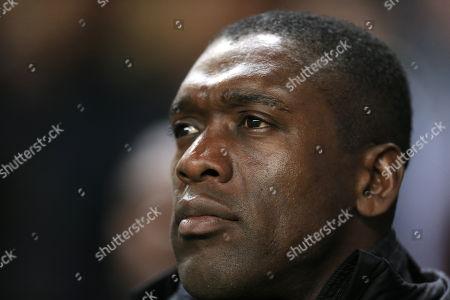 Clarence Seedorf Head coach of Cameroon