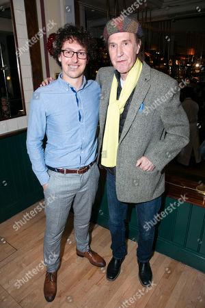 Stock Photo of Angus MacRae (Music) and Ray Davies