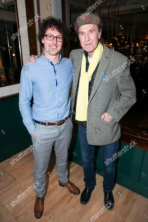 Stock Picture of Angus MacRae (Music) and Ray Davies