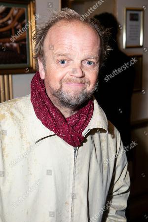 Stock Image of Toby Jones