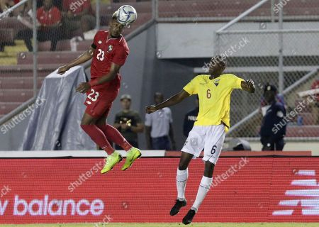 Editorial image of Ecuador Soccer, Panama City, Panama - 20 Nov 2018