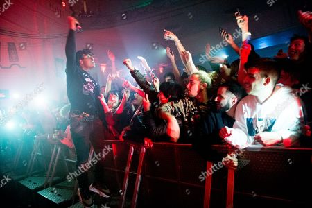 Splurge in concert at O2 Academy Brixton, London