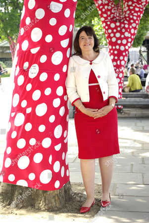 Editorial picture of Barbara Follet MP on the SouthBank, London, Britain - 25 Jun 2009