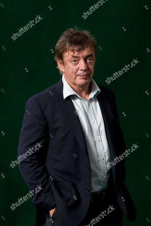 Stock Picture of Patrick Scott Hogg