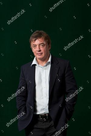 Stock Photo of Patrick Scott Hogg