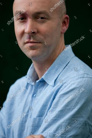 Stock Photo of Christopher Brookmyre