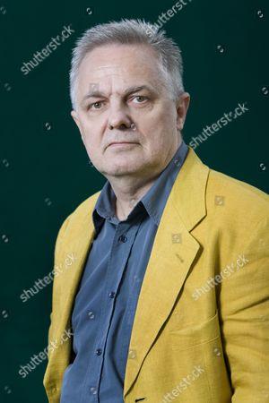 Stock Picture of Peter Conrad, cultural commentator