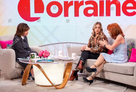 Lorraine Kelly, Laura Crane and Dr Sarah Jarvis