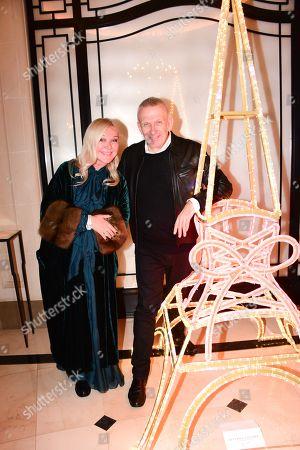 Yulia Yanina, Jean Paul Gaultier