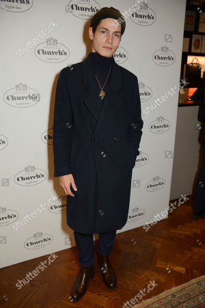 Editorial photo of Church's unveil the new St James Collection, London, UK - 21 Nov 2018